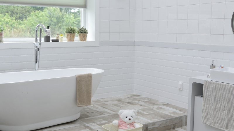 call a plumber for bathroom remodel
